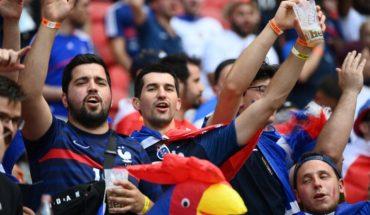 Eurocopa: hinchas franceses confundieron Budapest con Bucarest
