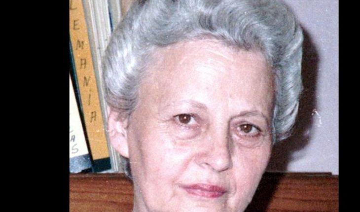 Falleció Elda Trichero de Rossetti, una de las Abuelas de Plaza de Mayo