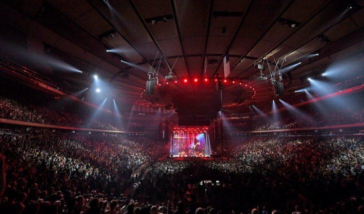 Foo Fighters volvió a deslumbrar con un increíble show con público