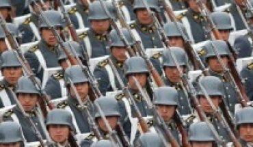Fuerzas Armadas y Constitución - El Mostrador