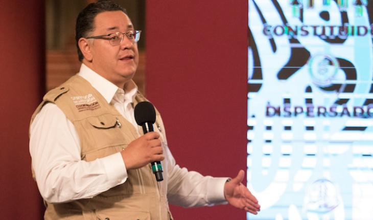 Gabriel García deja la coordinación de los programas sociales de AMLO
