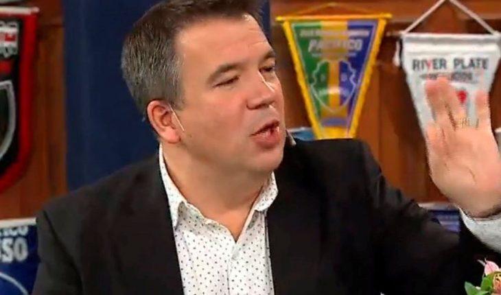 """Gastón Recondo lanzó una polémica frase contra los swingers: """"Son unos degenerados"""""""