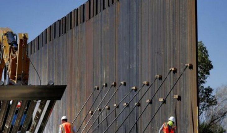 Gobernador de Texas asigna presupuesto a construcción de muro fronterizo