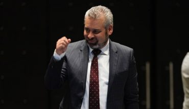 Gobernador electo de Michoacán tiene COVID; comió con AMLO el jueves