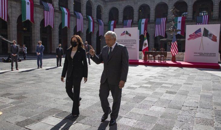 Harris pidió a Guatemala y México que dejen 'hacer su trabajo' a ONG: EFE