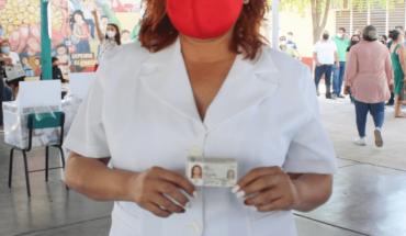 Hay que demostrar la fuerza los sinaloenses: Yolanda Cabrera