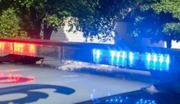 Hombre corre abrazar a su hijo asesinado y es detenido en Sonora
