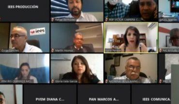 IEES valida candidaturas Morena-PAS en Mazatlán y Culiacán