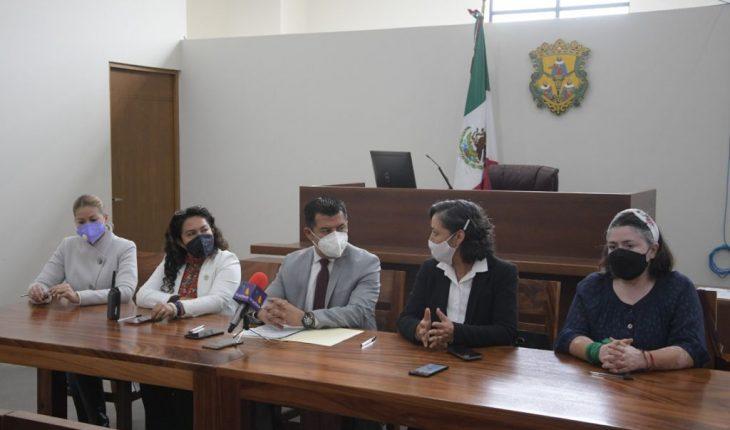 IMUJERIS y Comisión Municipal de Seguridad signan convenio para la prevención de la violencia de género