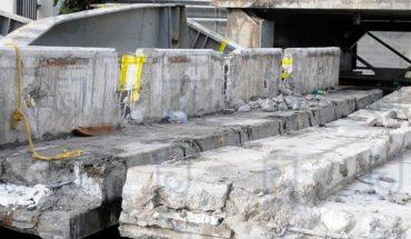 Inicia toma de muestras por colapso en tramo de la Línea 12 del Metro: FGJCDMX