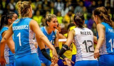 La Selección Argentina de voley femenino confirmó las 12 jugadoras para Tokio