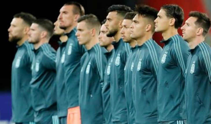 La selección partirá mañana por la tarde hacía Río de Janeiro