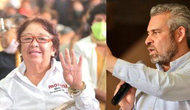 La transformación ya se nota en una mayor participación política de la mujer: Bedolla