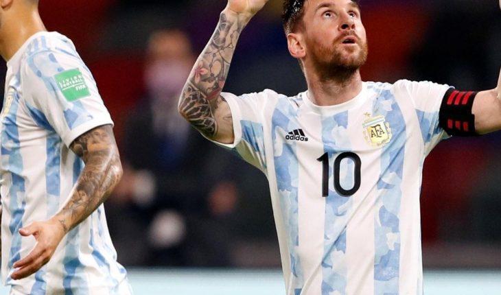 Lionel Messi se echa el equipo al hombro y promete victorias