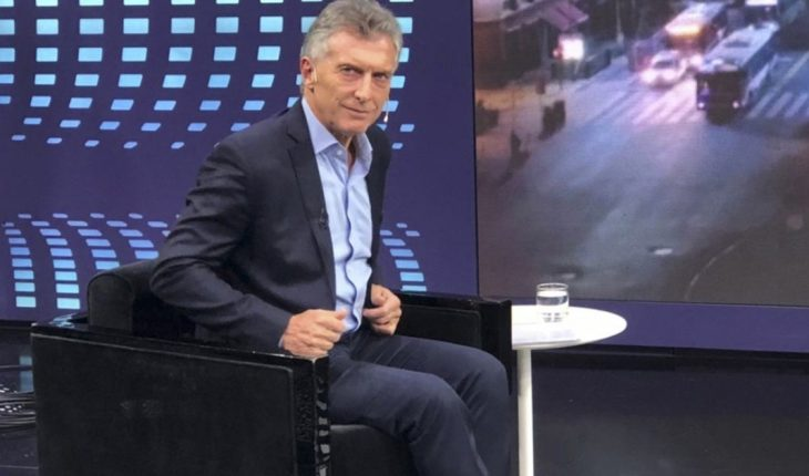 Macri pidió perdón por su frase sobre la gripe y el COVID