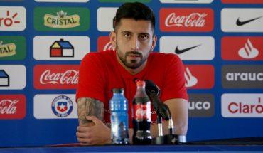 Maripán dijo que Chile es favorito para la Copa América