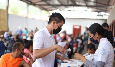 Más de 135 mil michoacanos de 40 a 49 años, han sido vacunados contra COVID-19