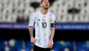 """Messi: """"Nos faltó tranquilidad, tener el control de la pelota y jugar más rápido"""""""