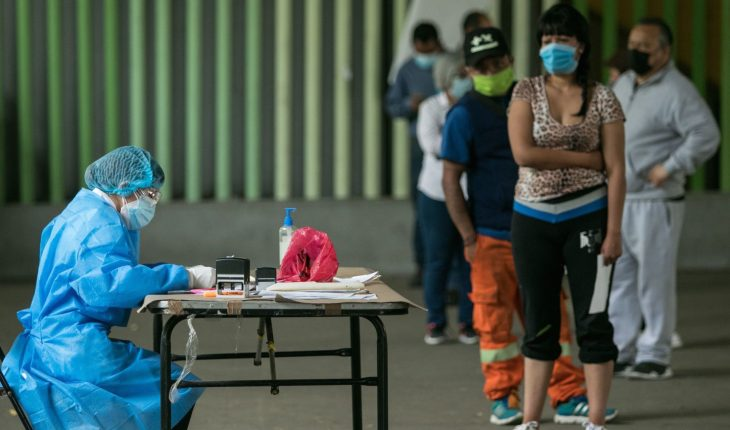 México suma 3,789 casos COVID; contagios suben 12% en una semana