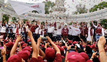 Michoacán no seguirá aislado de la 4T, nos reconciliaremos con la federación: Bedolla