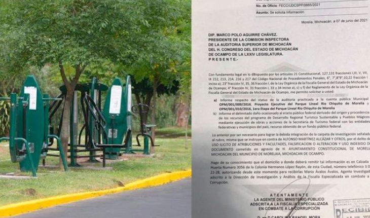 Ministerio Público solicita a la ASM informe de investigaciones contra Alfonso Martínez