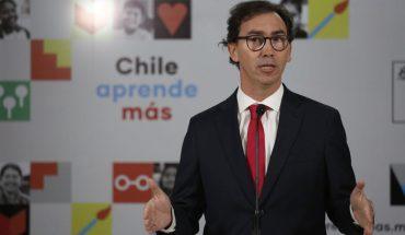 """Ministro Figueroa valoró """"ambiente proclive a generar mayores espacios de presencialidad"""""""