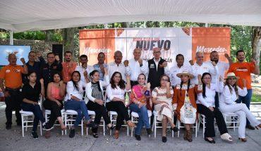 Movimiento Ciudadano asegura ha repuntado en este proceso electoral