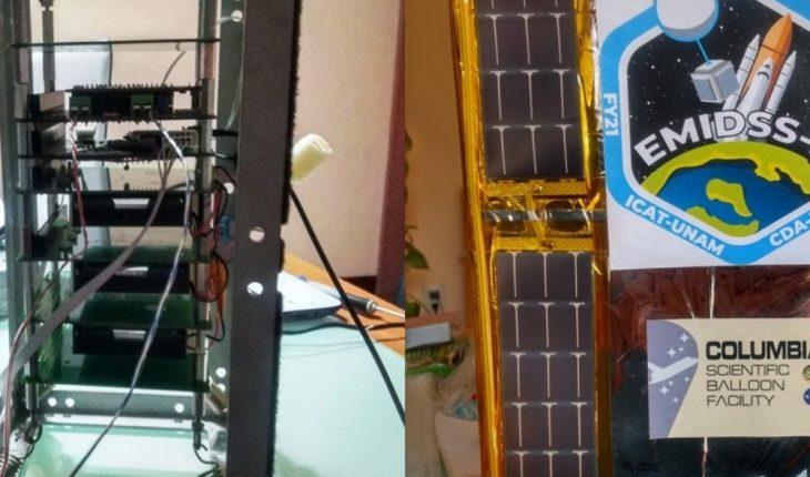 NASA prueba sistemas satelitales desarrollados por estudiantes de UNAM e IPN