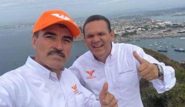 Octavio López recibe constancia como regidor de Culiacán