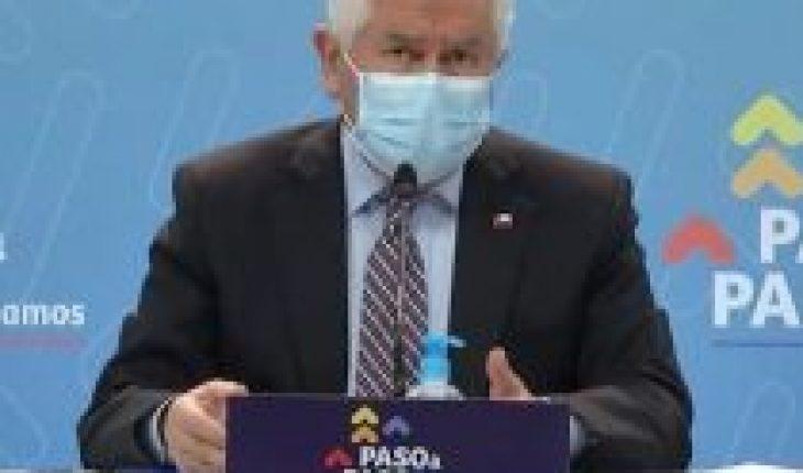 """Paris busca superar el """"cortocircuito"""" con el Colmed: ministro anuncia mesa de trabajo con expertos y el gremio para revisar cambios al Paso a Paso"""