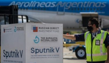 Parte a Rusia un nuevo vuelo en busca de vacunas Sputnik V