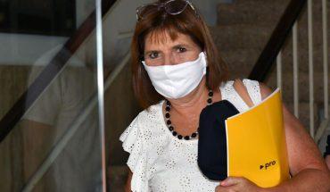 Patricia Bullrich, citada a declarar por sus dichos sobre Pfizer