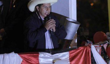 Pedro castillo niega fraude en las elecciones 2021 de Perú