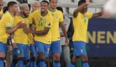 Perú debuta con derrota en Copa América: Brasil goleó 4-0 a la Rojiblanca