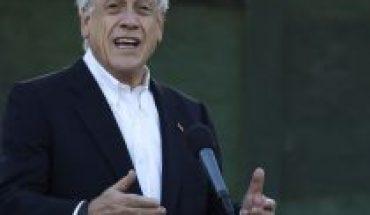 "Piñera califica de ""histórica"" la segunda vuelta de gobernadores regionales"