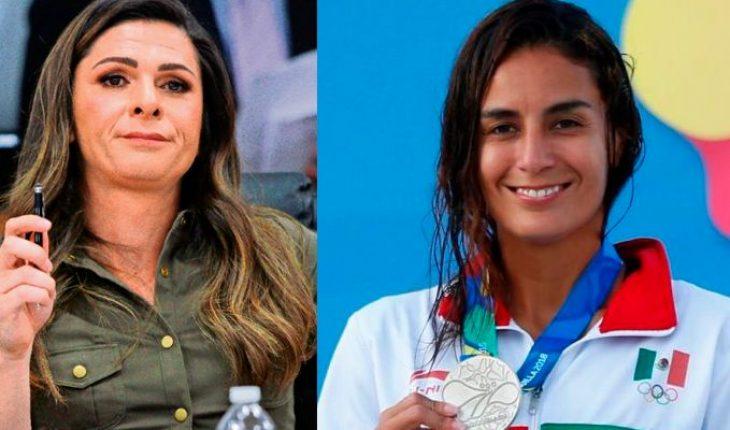 Por conflicto con Ana Guevara a Paola Espinosa le habrían quitado su lugar en Tokio