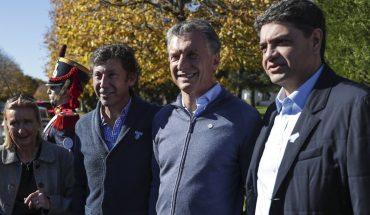 "Posse habló de la frase de Macri: ""Lo vinculo con Bolsonaro"""
