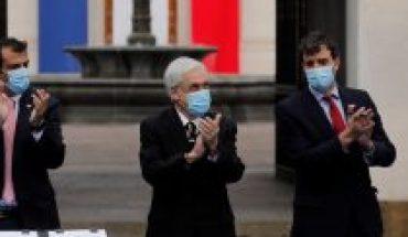 """Presidente Piñera sale a marcar posiciones a días de la instalación de la Convención Constituyente: """"No puede atribuirse el ejercicio de la soberanía, ni asumir otras atribuciones que no le hayan sido expresamente conferidas"""""""