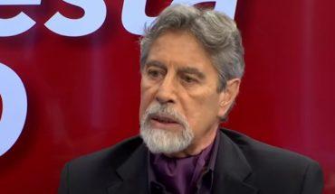 Presidente de Perú rechazó carta de militares que sugirieron un golpe de Estado