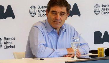 """Quirós respaldó la explicación de Vizzotti por Pfizer y habló de un """"desentendido"""""""