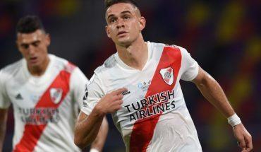 Rafael Santos Borré, a un paso de dejar River y sumarse a Eintracht Frankfurt