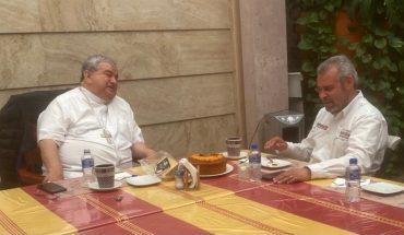 Reconciliación y diálogo, necesarios en Michoacán, coinciden la jerarquía católica y el candidato Alfredo Ramírez