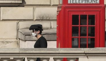 Reino Unido reportó su mayor número de casos de coronavirus desde febrero