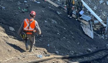 Rescatan cuerpo del trabajador de mina en Múzquiz, Coahuila