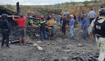 Rescatan el cuerpo del séptimo y último minero atrapado en Coahuila