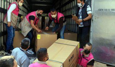 Roban 100 boletas electorales en distrito de Xalapa, Veracruz