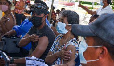 Salud registra 216 muertes más por COVID; aplican un millón de vacunas en un día