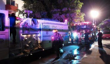 Se incendian dos departamentos en Culiacán, Sinaloa
