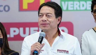 Tenemos mayoría y sacaremos leyes: presume Mario Delgado