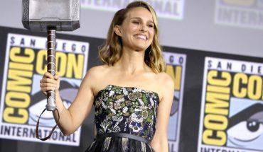 """""""Thor Love and Thunder"""": imágenes revelan a Natalie Portman con su nuevo traje"""